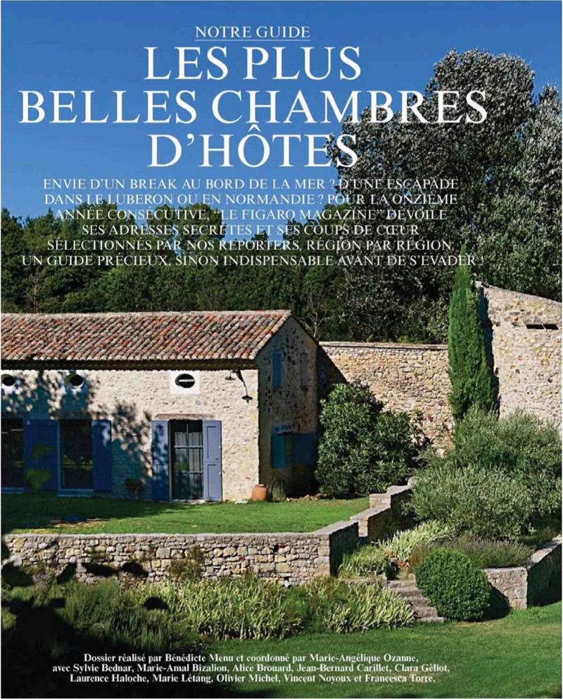 L'ESPRIT DU 8 - Chambres d'hôtes à Rochefort sur Mer en Charente Maritime Guide 2019 les plus belles chambres d'hôtes le Figaro Magazine