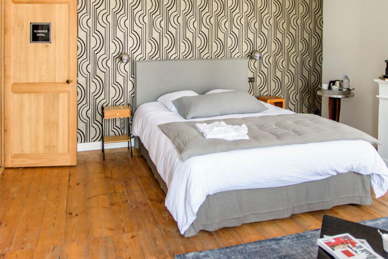 Chambre d 39 h tes de charme grand lit rochefort charente maritime - Chambres d hotes de charme charente maritime ...